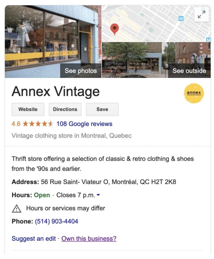 google my Business accoynt Setup