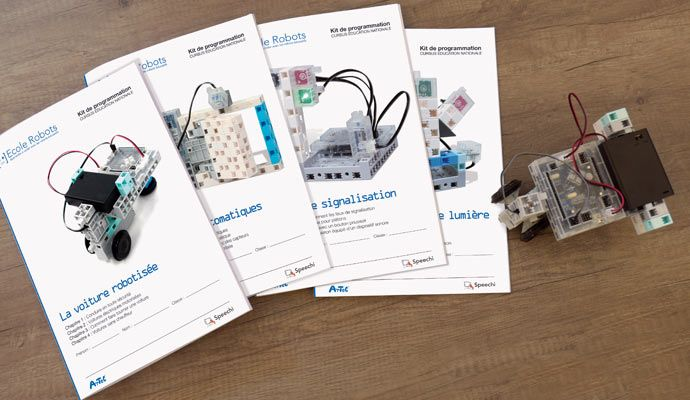 Cursus robotique Education Nationale