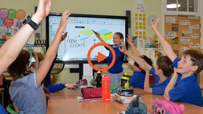 playlist-ecran-interactif-clevertouch-ecole