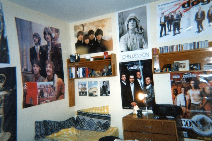 Melanie May University Dorm Room