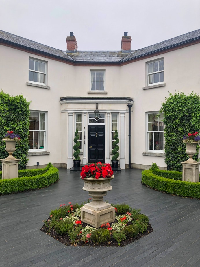 Coach House Boutique B & B Dromore review Co Down Northern Ireland