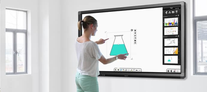 ecran-interactif-prix