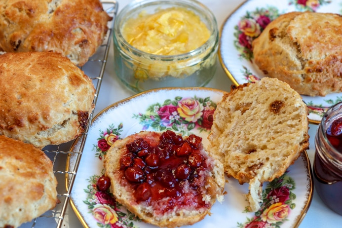 Make classic scones with this easy scones recipe, perfect for everyday baking and occasions.