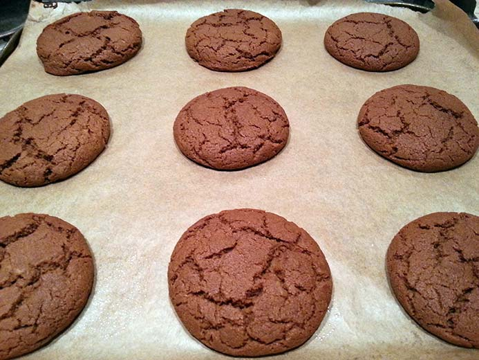 Fresh ginger nut biscuit recipe