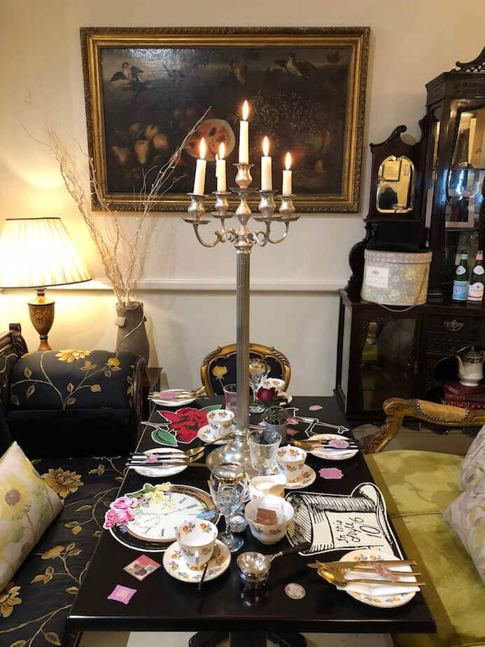 Cafe Townhouse Doneralie review - one of the nicest cafes in County Cork in Ireland