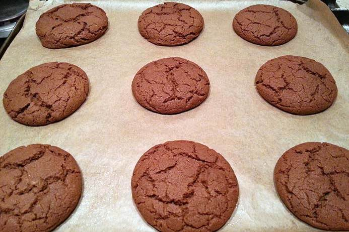 ginger nut biscuit recipe