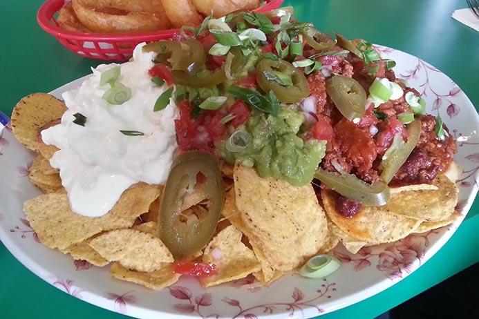 Best nachos in Dublin suburbs Dillingers Ranelagh Southside Dublin