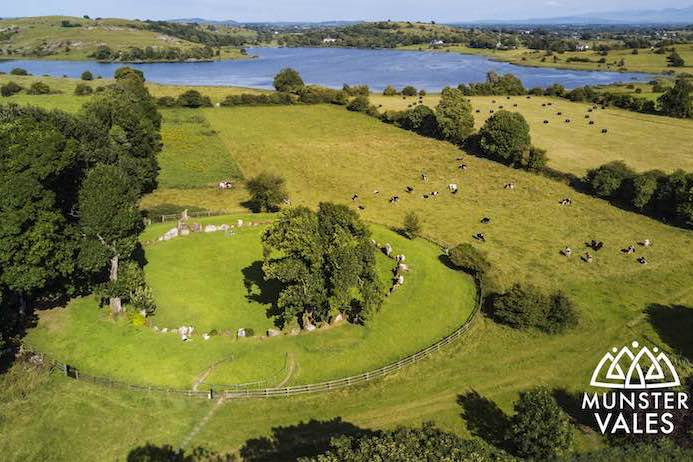 Lough Gur Heritage Centre Review - Munster Vales Ireland Travel Guide - Lough Gur Co. Limerick Ireland