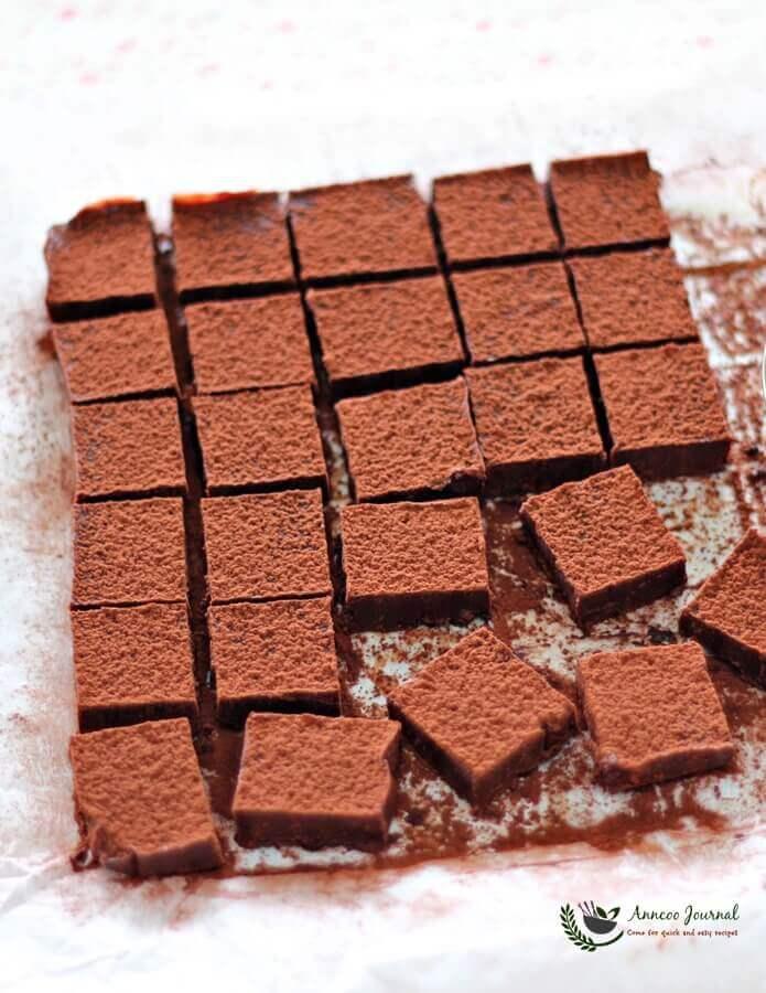 earl grey nama chocolate