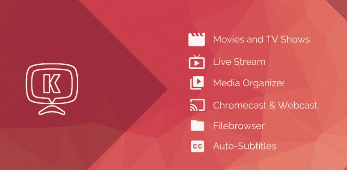 Best Live TV streaming apps like Kodi