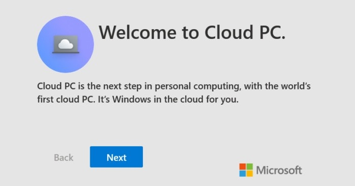 Windows 365: Windows 10 and Windows 11 will be clouded!