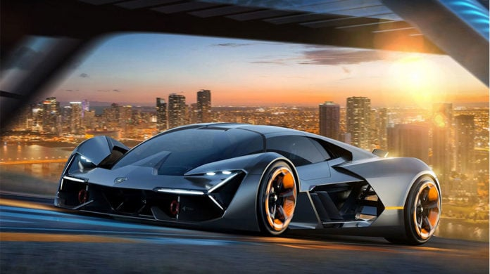 lamborghini terzo millennio ev top 10 electric cars