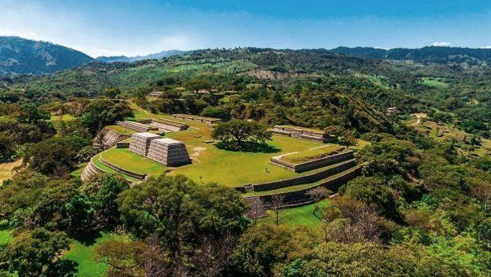 Vista de Mixco Viejo