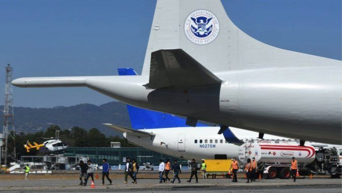 EEUU deporta guatemaltecos con Covid-19