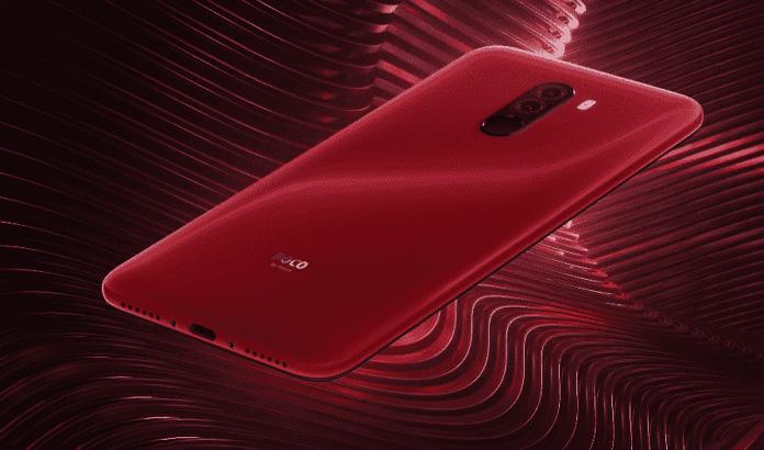 Xiaomi Poco F1 feature