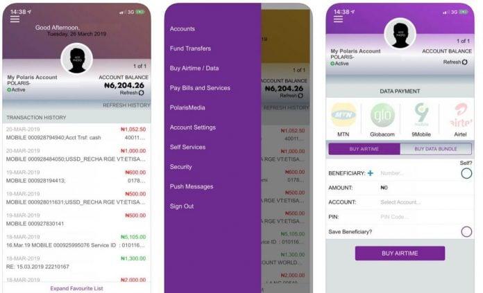Polaris Mobile App [ Skye Bank App ] Download For