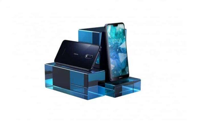 Nokia 7.1 feature