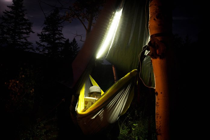 Luminoodle XL 10 ft LED Rope Camping Gear Accessory