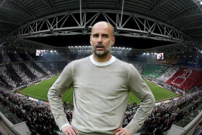 Guardiola Mercato Juventus