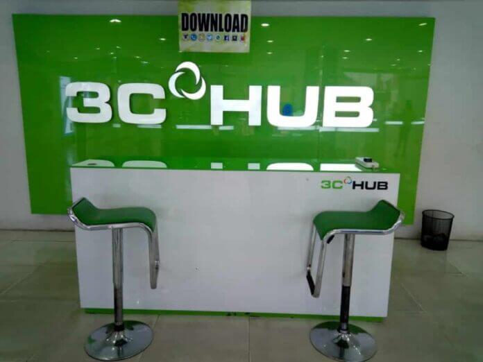 3C HUB shop