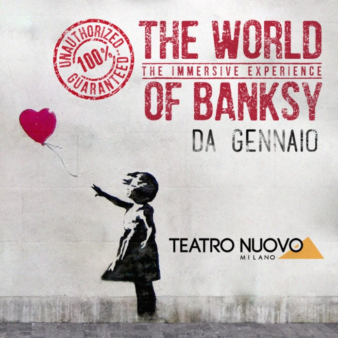 THE WORLD OF BANKSY – THE IMMERSIVE EXPERIENCE: la mostra presto a Milano!