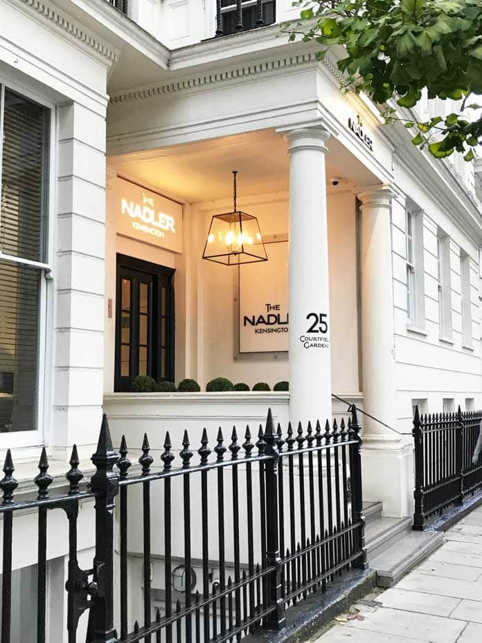 The Nadler Kensington is a London boutique hotel located in the heart of the city. Featuring family rooms or triple rooms for families, it's also ideal for couples and for solo travelers. | ZagLeft