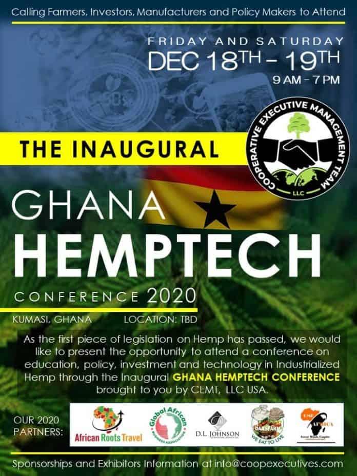 Ghana HempTech conferentie