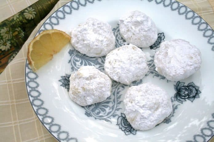 These Lemon Drop Cookies remind me of lemon drop candies. They're nice and tart when you first take a bite and then the lovely powdered sugar sneaks up from behind. They're light and absolutely perfect with a cup of tea. ZagLeft