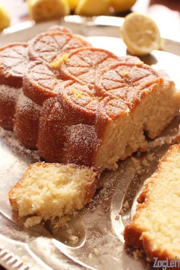 How to make a lemon cake | ZagLeft