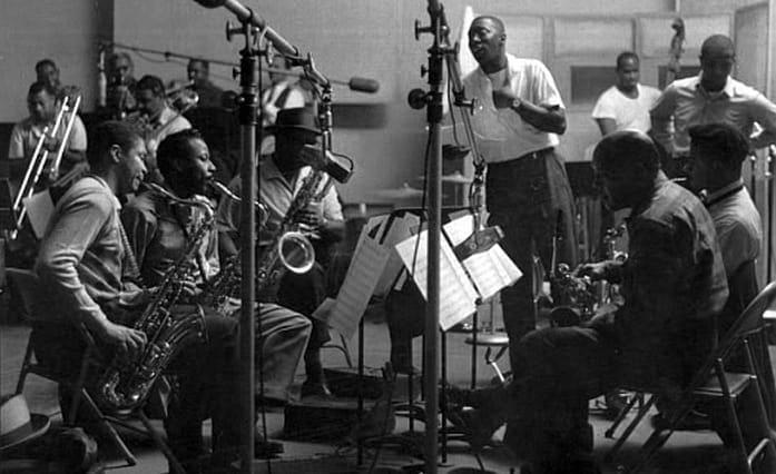 Jazz: Origens e Influências (Parte I) Artes & contextos Joe Williams and Count Basies Orchestra