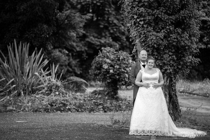 Couple Photo at Nutfield Lodge 2