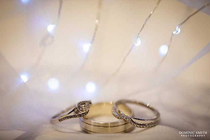 Wedding Ring Photo at Random Hall
