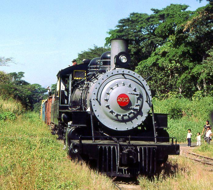 Atrás quedaban las épocas doradas del ferrocarril