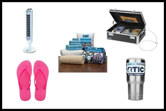 15 Dorm Room Essentials