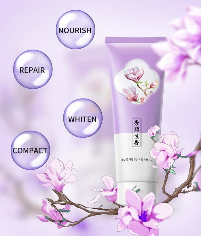 AliExpress Beauty Product Skincare Trusted Cheap Wholesale Price Safe Serum Handcream China Cosmetics Whitening cream floral scent anti wrinkle serum 1