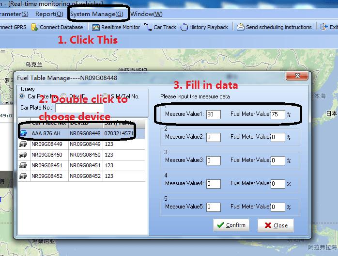 fuel monitoring calibration2