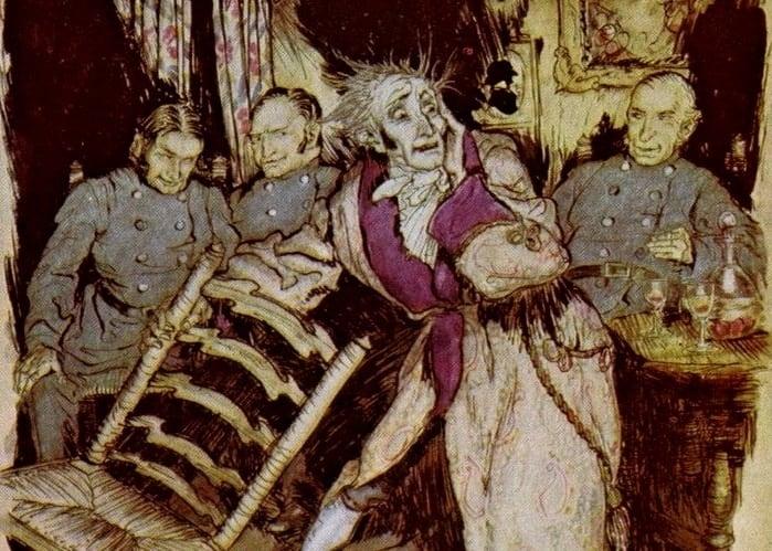 Illustrations of Edgar Allan Poe's Stories