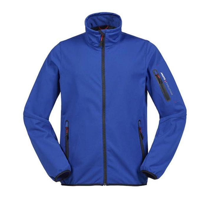 Мягкая и легкая куртка с водоотталкивающим покрытием выдерживает летний ливень и одновременно позволяет телу дышать