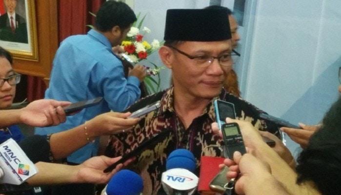Kepala BPS K. Suhariyanto