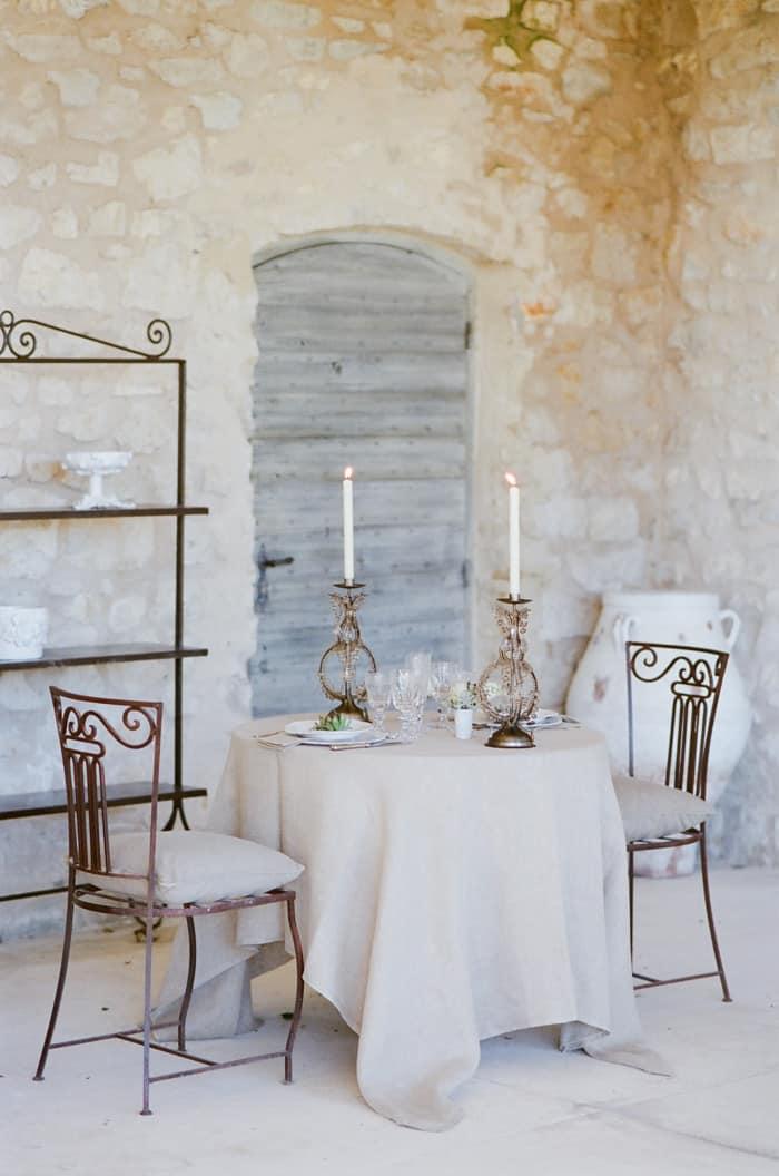 Dinner For Two At Le Clos Saint Esteve At Tamara Gruner Workshops