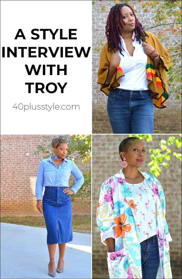 A style interview with Troy | 40plusstyle.com