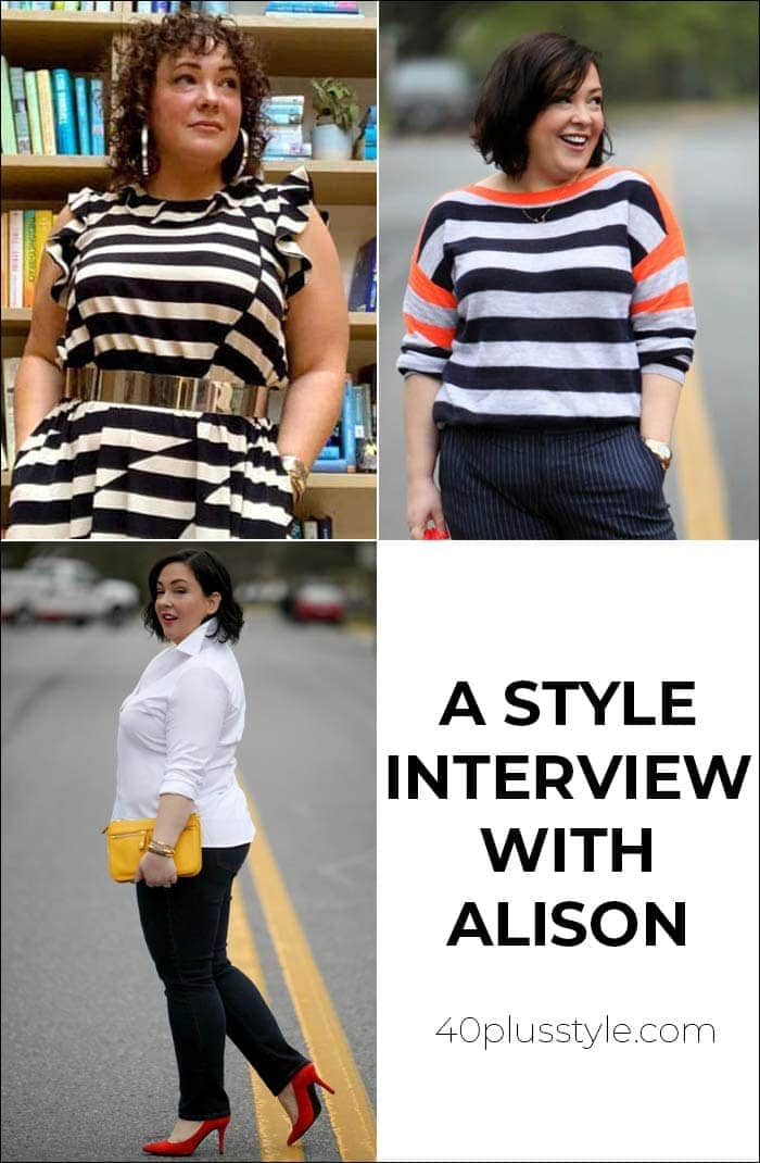 A style interview with Ruth   40plusstyle.com