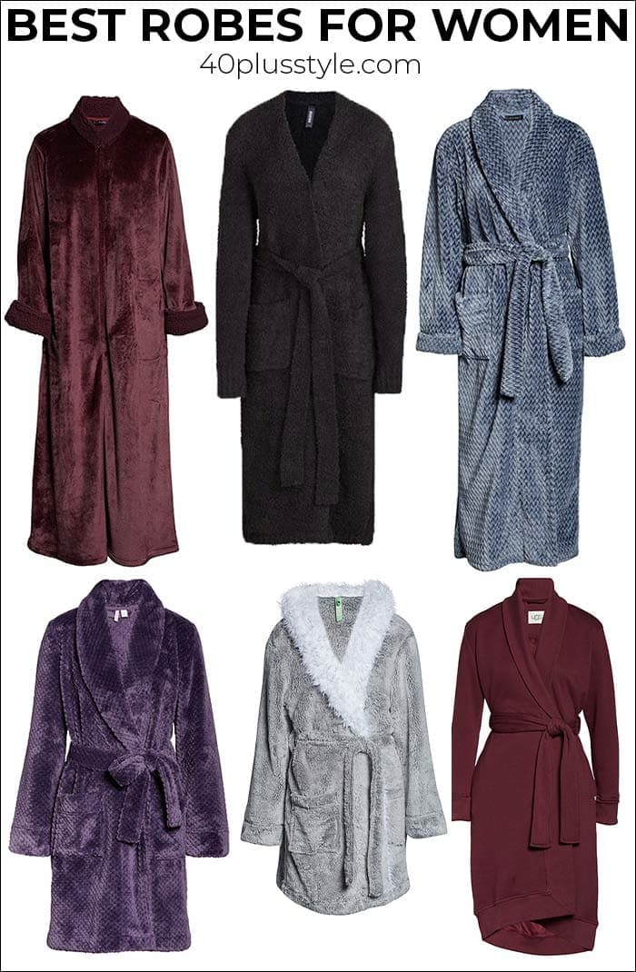 Best Robes For Women The Warmest Dressing Gowns To Snuggle Up In