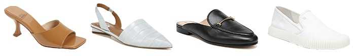 Shoes for the minimal style personality | 40plusstyle.com