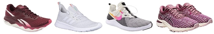 Workout shoes for women | 40plusstyle.com