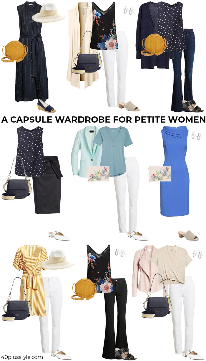 how to dress when you are short and styles petite women look