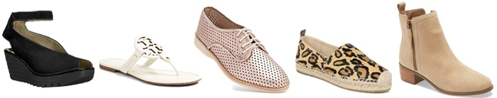 casual shoes for your shoe capsule | 40plusstyle.com
