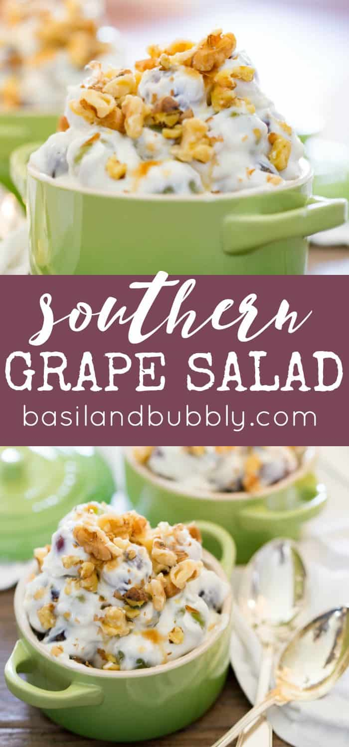 southern grape salad