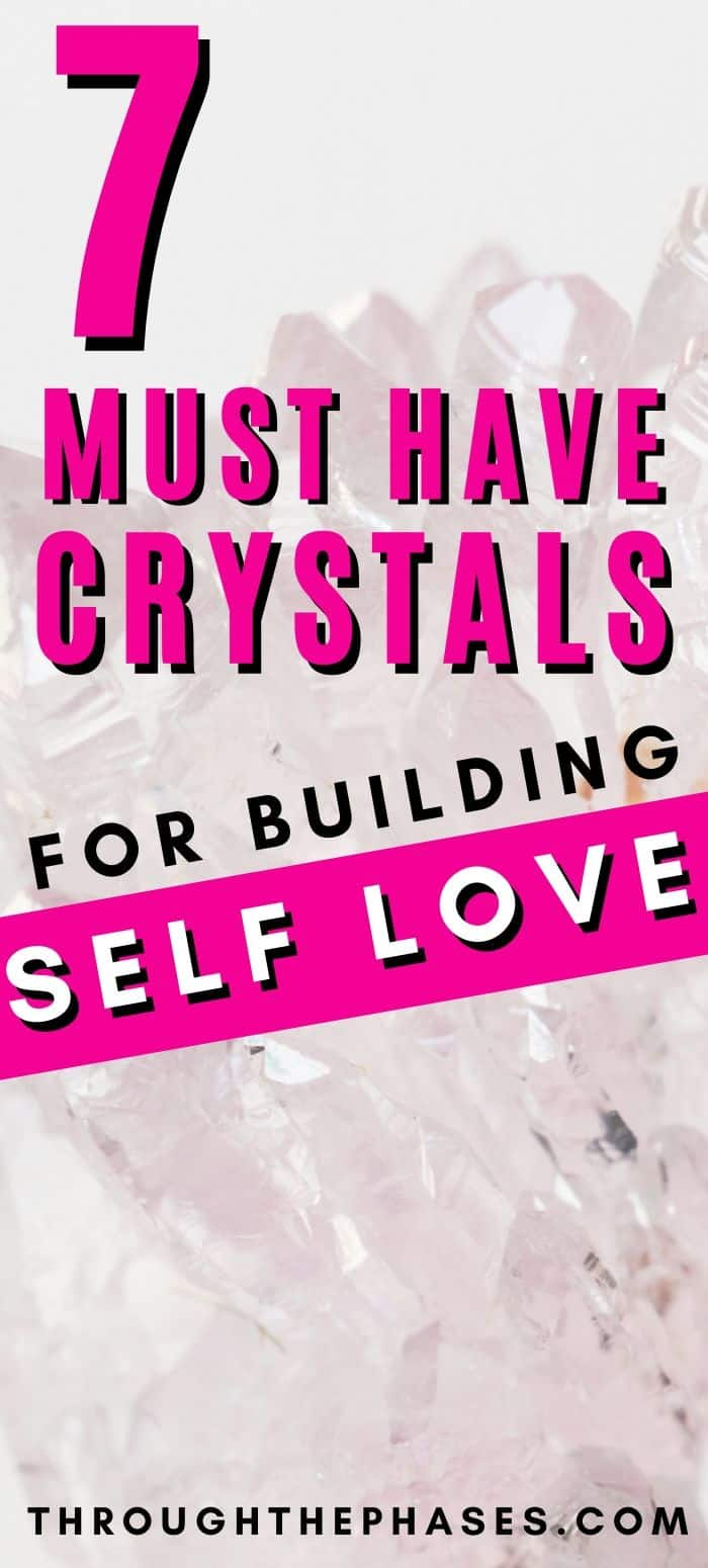 best crystals for self love