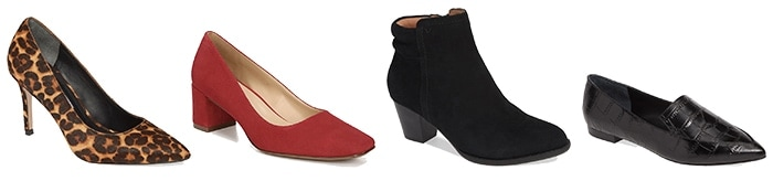 Shoes to wear with jeans | 40plusstyle.com